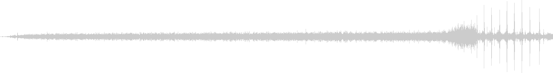 コードレスハンドドリル:ネジを挿入...の未再生の波形