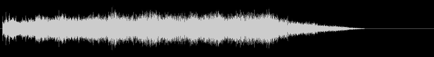 アイキャッチ 40の未再生の波形