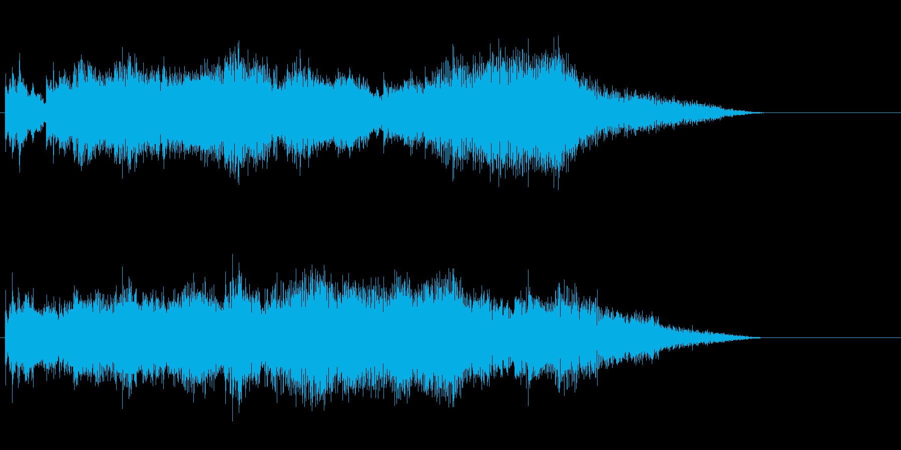 アイキャッチ 40の再生済みの波形