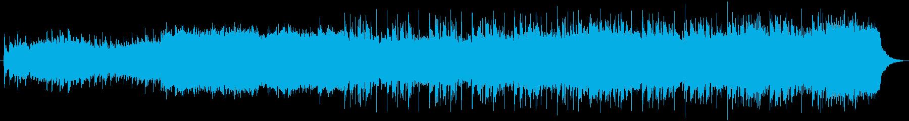 シンフォニックエレクトロニカ。壮大...の再生済みの波形
