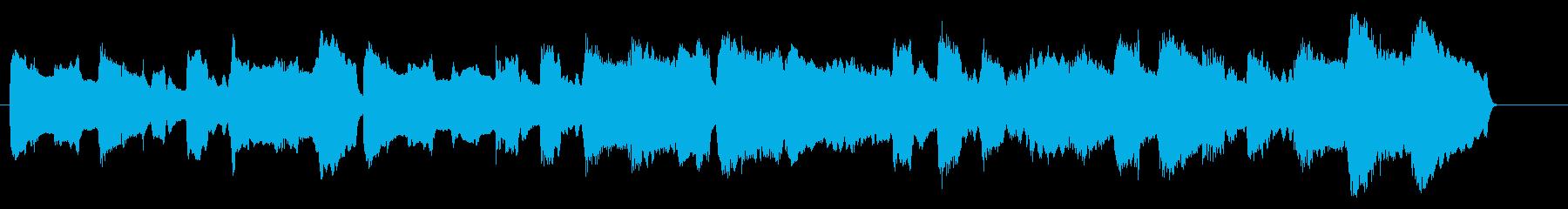 さわやかな感じ 春の小川 Pf.+Fl.の再生済みの波形