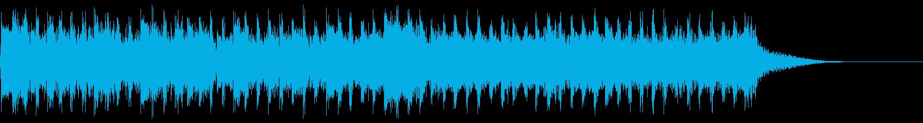 ソニックの攻撃性、この激しい、解き...の再生済みの波形
