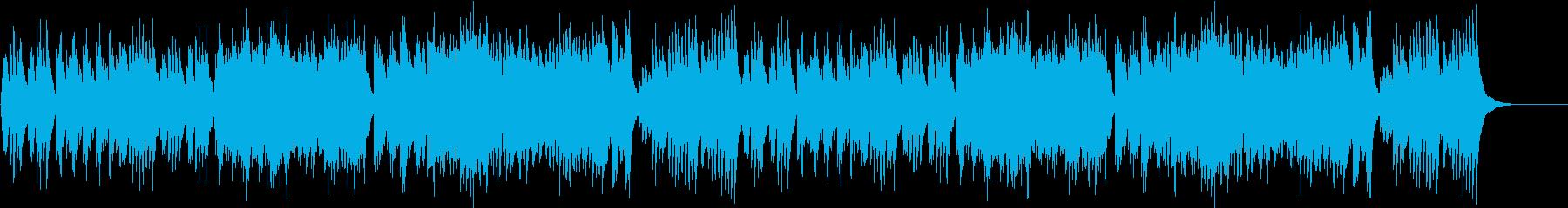 高級感クラシック ハープ協奏曲 の再生済みの波形
