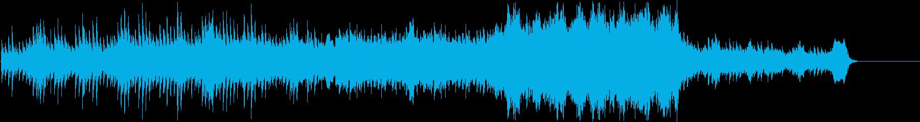 動画 サスペンス 繰り返しの ad...の再生済みの波形