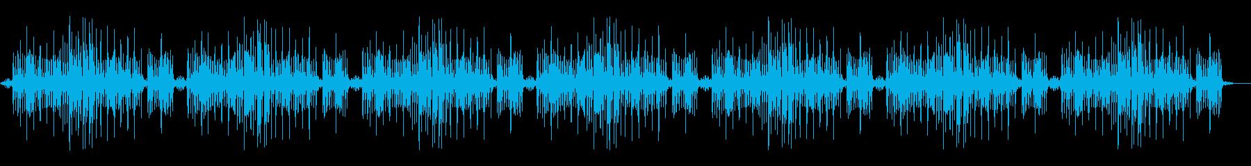 涼しい夏/日本の風情/和風/琴のBGMの再生済みの波形