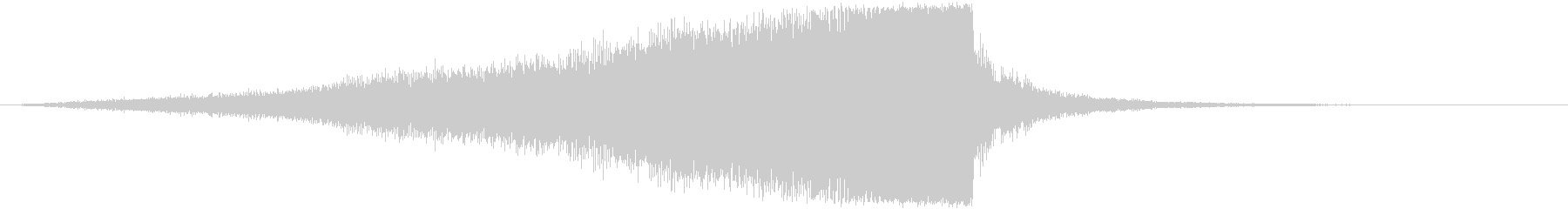 【シーン切替】ダークシネマサウンド_02の未再生の波形
