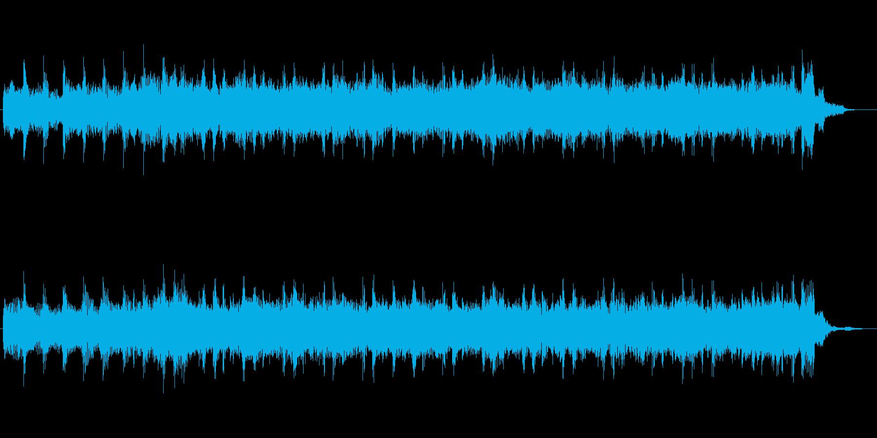 高音質♪ロックアップCMの再生済みの波形