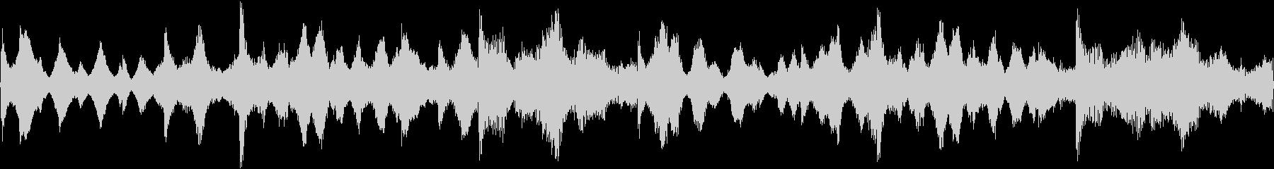 k007 アラーム音(ループ仕様)の未再生の波形