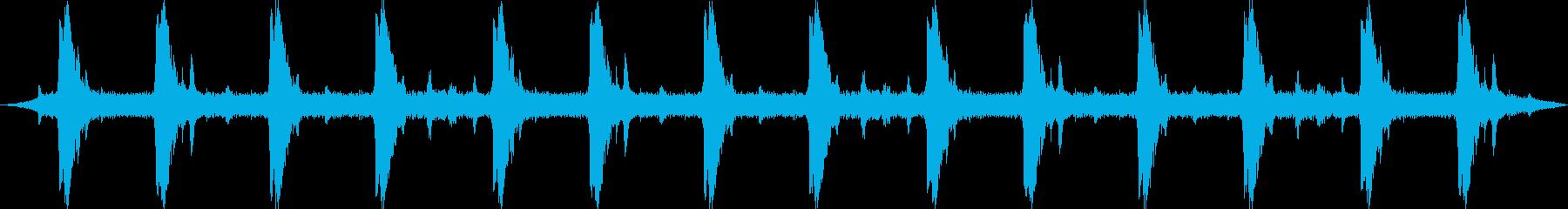 大型工業用せん断機:ランニング、ヘ...の再生済みの波形