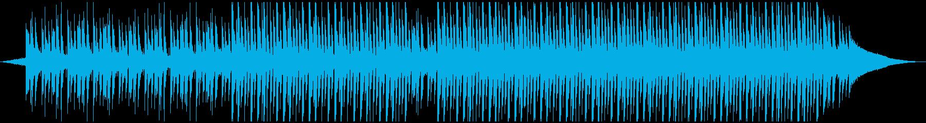 アップビートコーポレート(ショート)の再生済みの波形