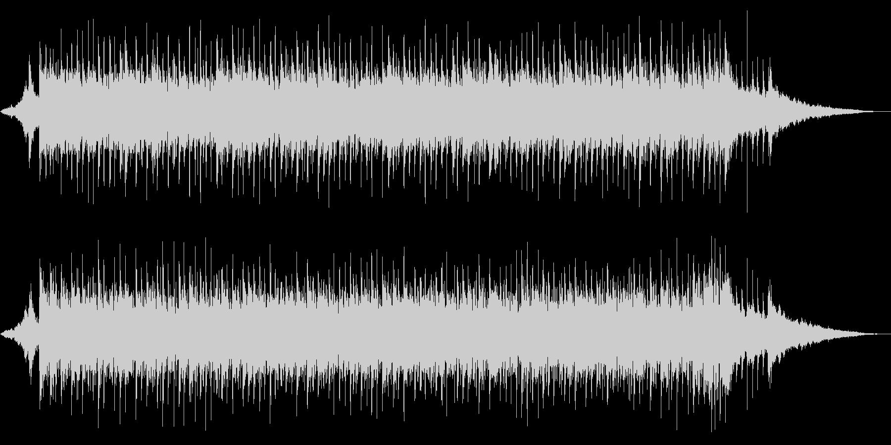 モダン和風EDM/ReMIX/短尺参の未再生の波形