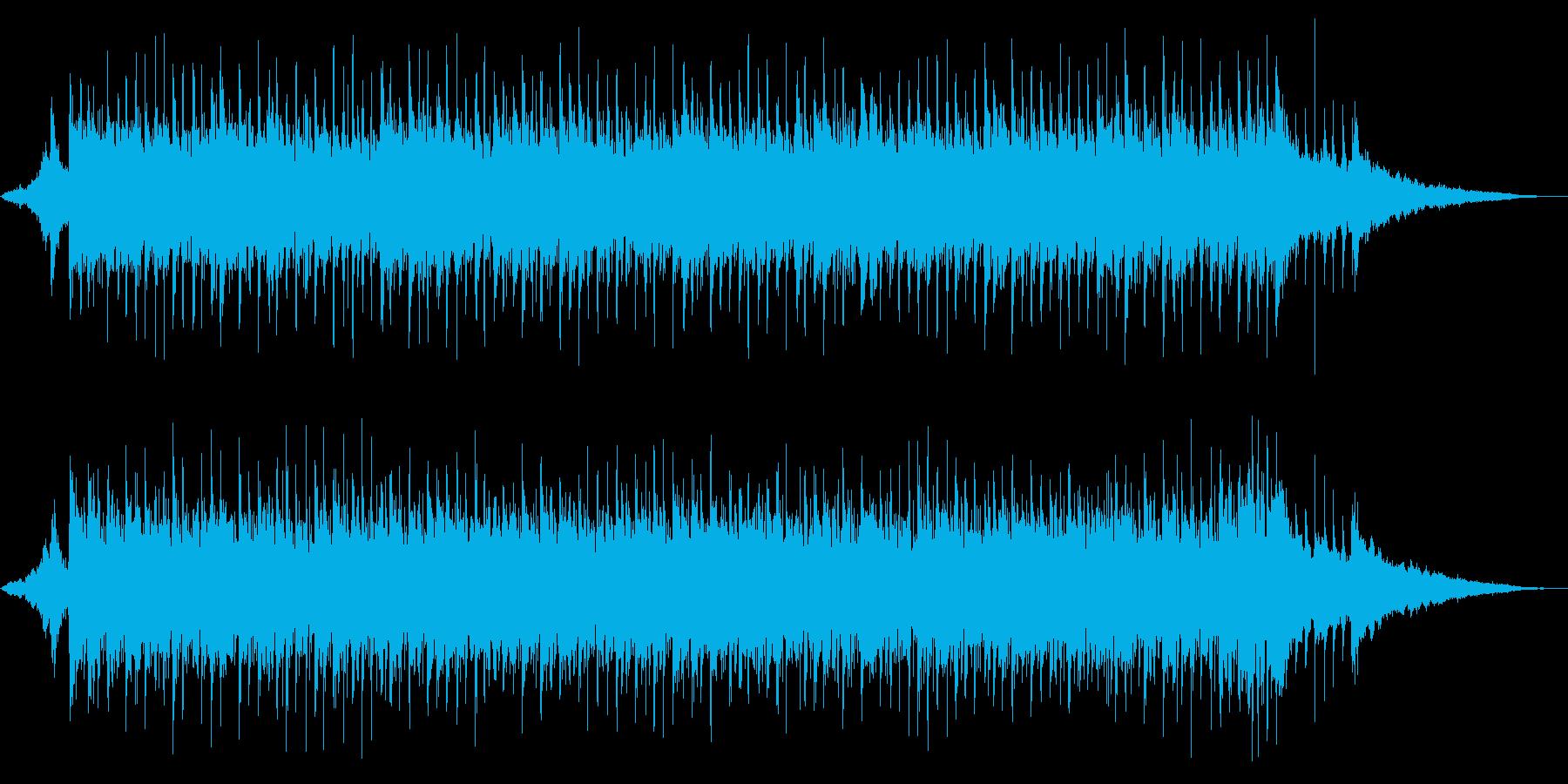モダン和風EDM/ReMIX/短尺参の再生済みの波形