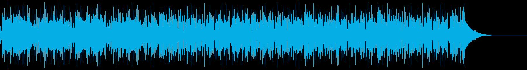 Pf「昼餉」和風現代ジャズの再生済みの波形