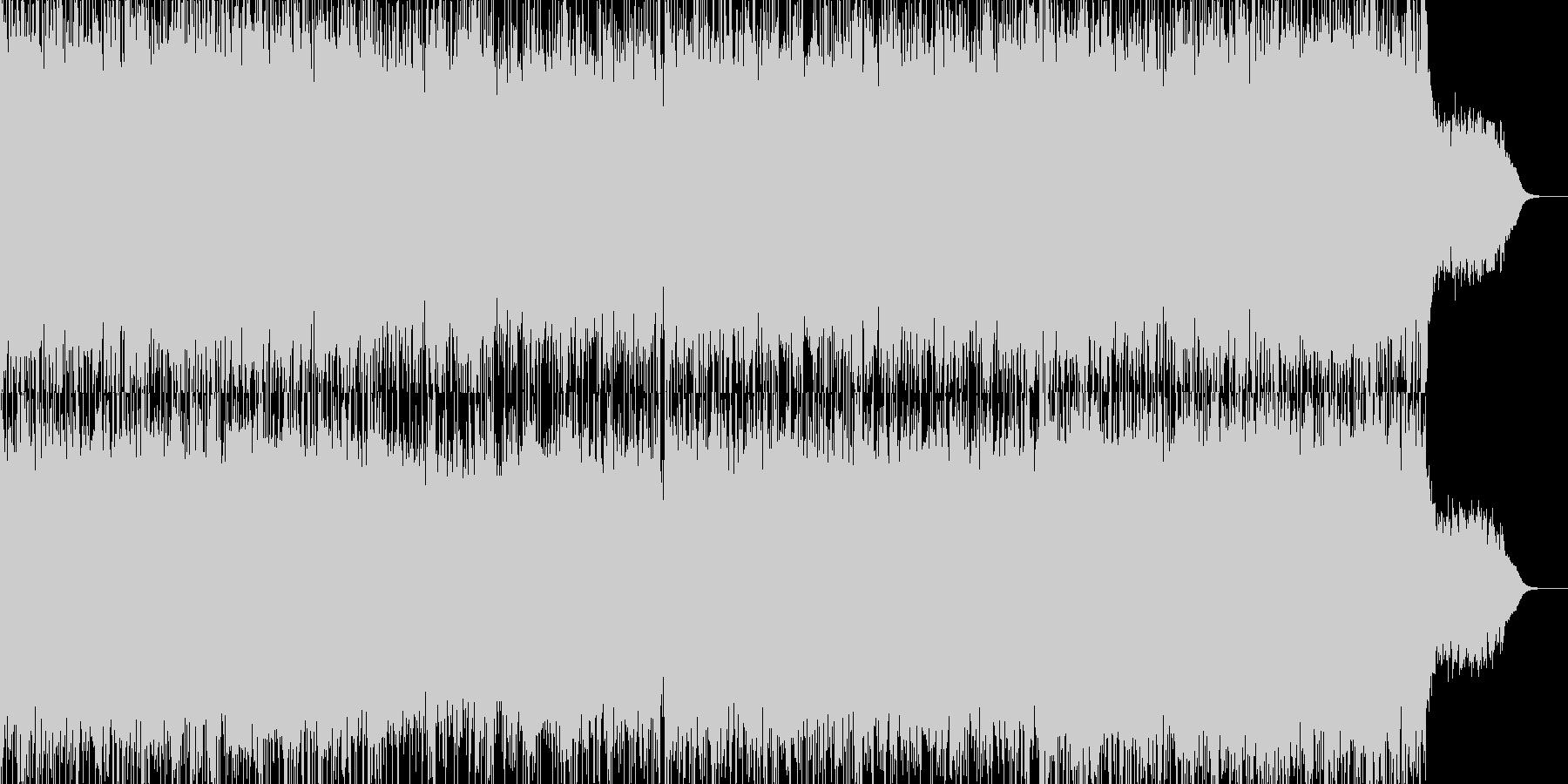 幻想的な曲です。ゲーム向けの曲です。の未再生の波形