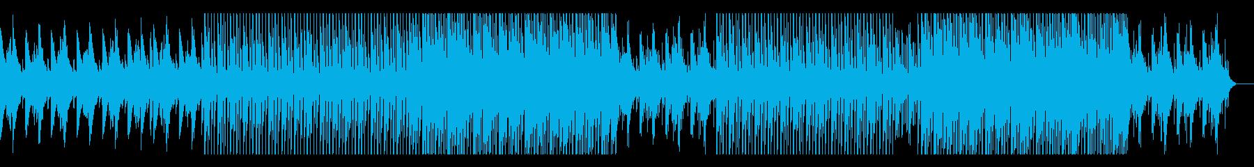 ピアノ伴奏 クリーン 企業VP CMの再生済みの波形