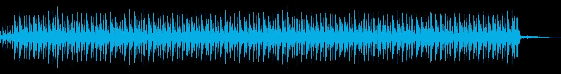 ラテンレイヴパーカッショングローブの再生済みの波形