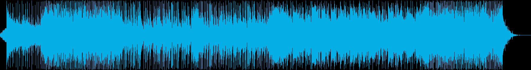 オシャレ・Kpop・ダンス・tiktokの再生済みの波形