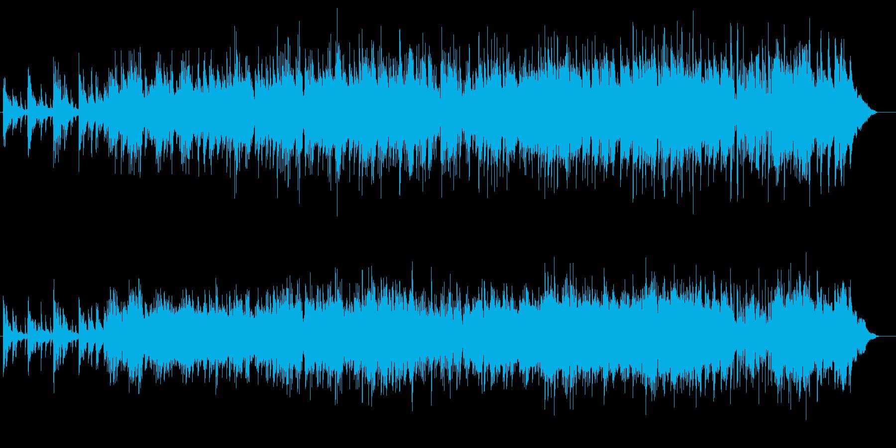 ピアノとソロVn,Vcによる切ない夏曲の再生済みの波形