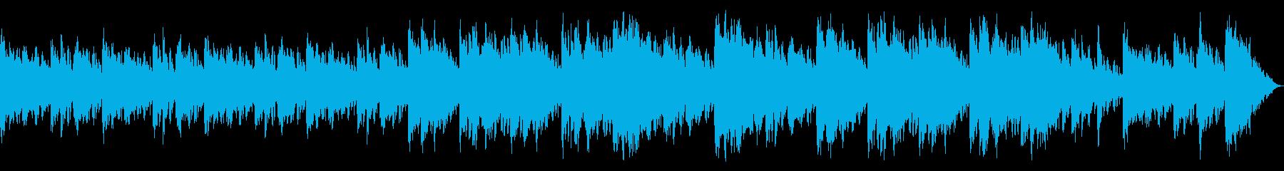 しっとり雰囲気の良いチル タイムラプス等の再生済みの波形