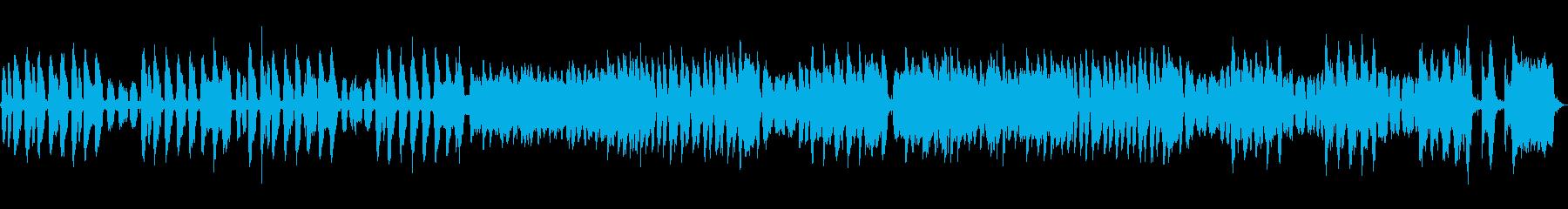カリオペ:伝統的なドイツの歌の再生済みの波形