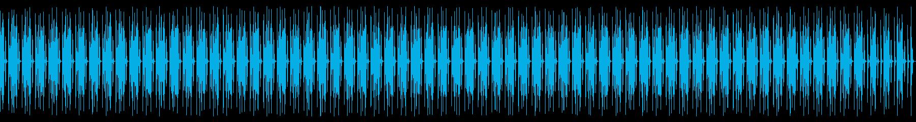 なかよくパズル ポップ 木琴 コミカルの再生済みの波形