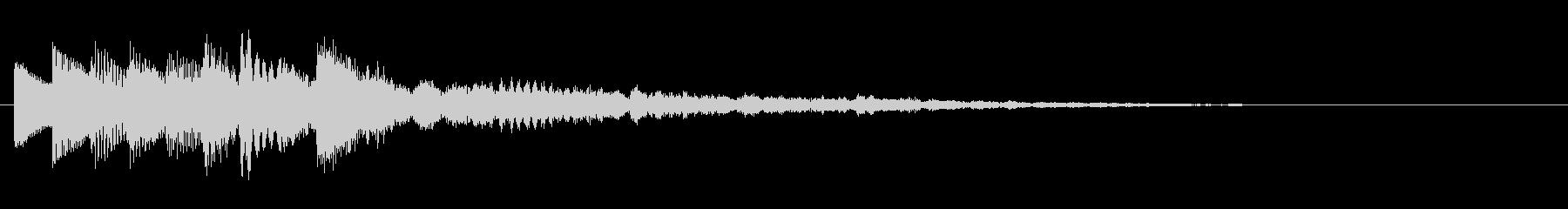 KANT シンセアイキャッチ011093の未再生の波形