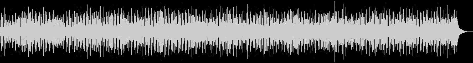 ほのぼのとしたカナディアンフォークの未再生の波形