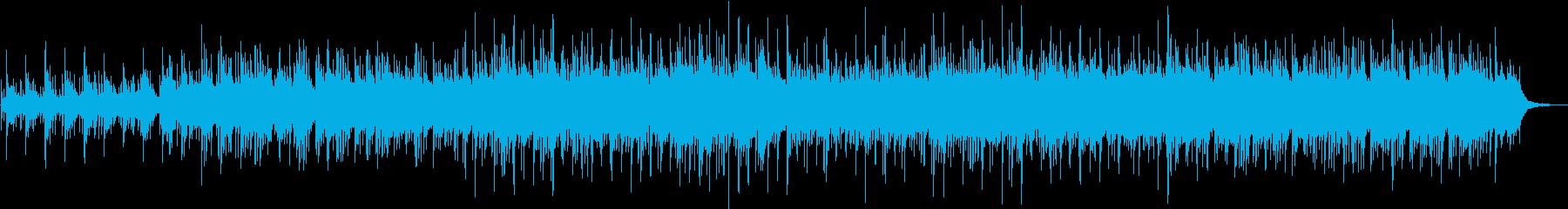 069_ 切なくて泣けてくるピアノ曲の再生済みの波形