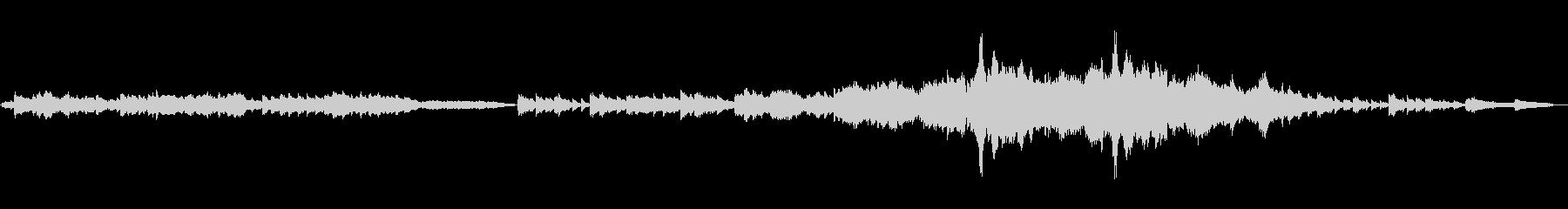 英語女性ボーカル・ディズニーバラード風の未再生の波形