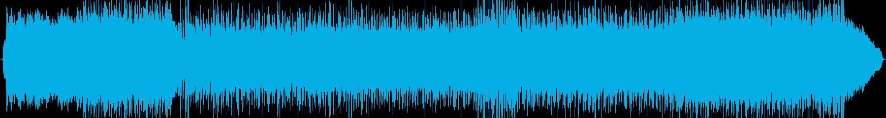 ハイスタ系 メロコア パンク の再生済みの波形
