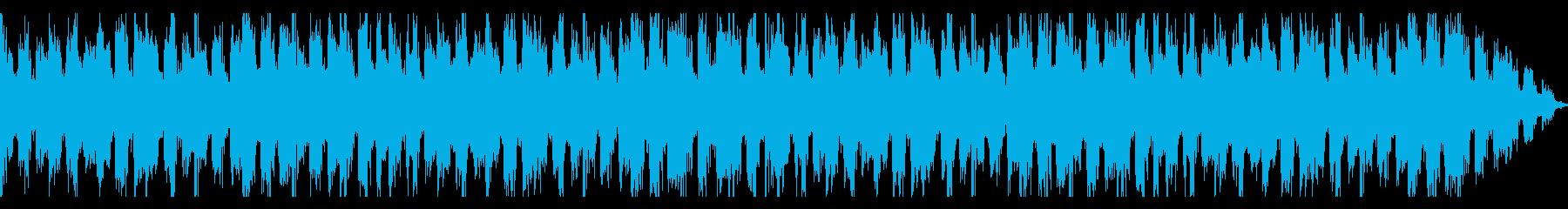 宇宙 明るい ポップ POP キャッチーの再生済みの波形