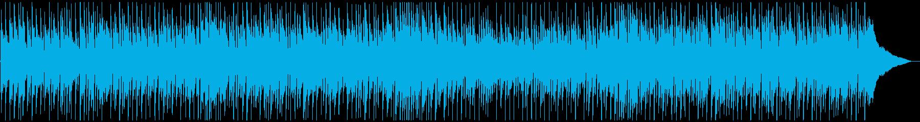 ご機嫌なニューオリンズブギの再生済みの波形