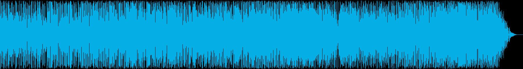 ニューオーリンズムードのライトジャ...の再生済みの波形