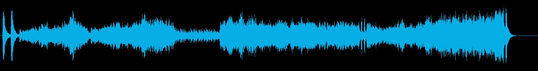 構築されたオリジナル・クラシックの再生済みの波形
