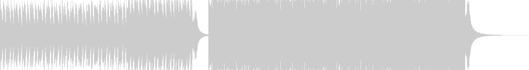 【EDM】ビッグフロア系、迫力なナンバーの未再生の波形