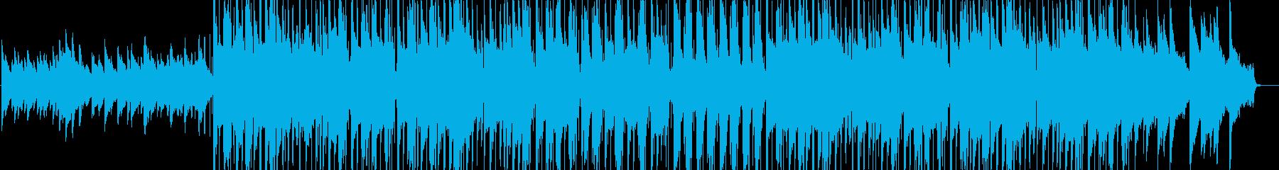 【悲愴第2楽章】ヒーリングHIPHOPの再生済みの波形