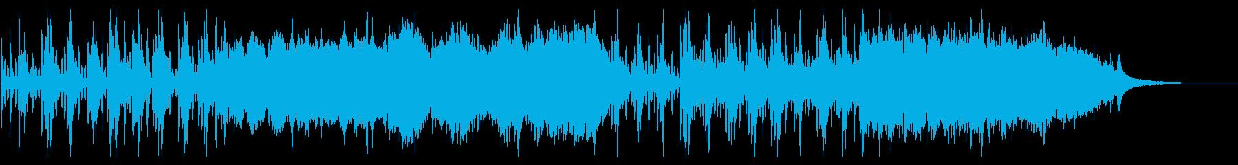 弦と木管とピアノの心弾むような日常BGMの再生済みの波形