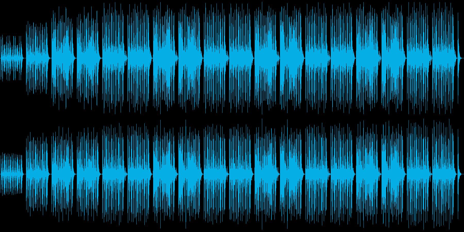 ほのぼの・コミカル・リコーダー's reproduced waveform