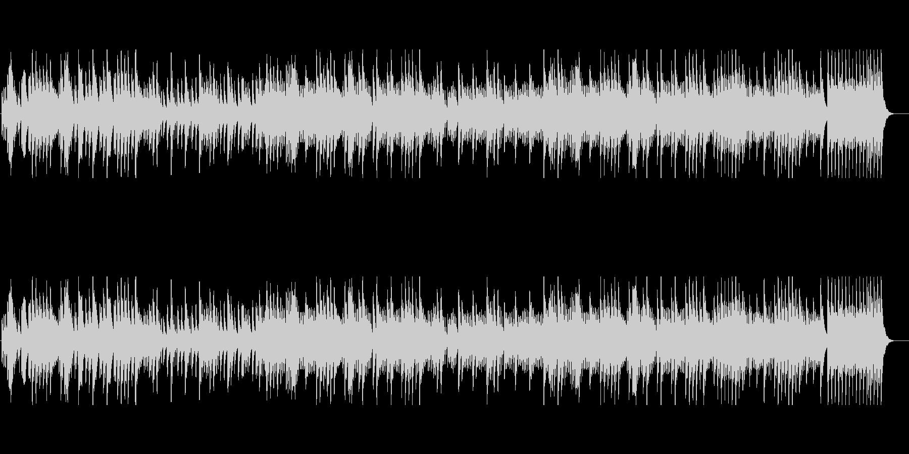 チャイコフスキー「舟歌」のオルゴールの未再生の波形