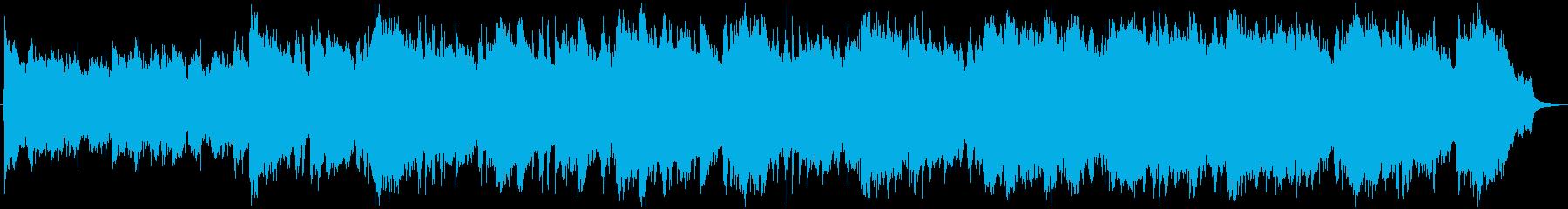 動画 サスペンス クール ファンタ...の再生済みの波形