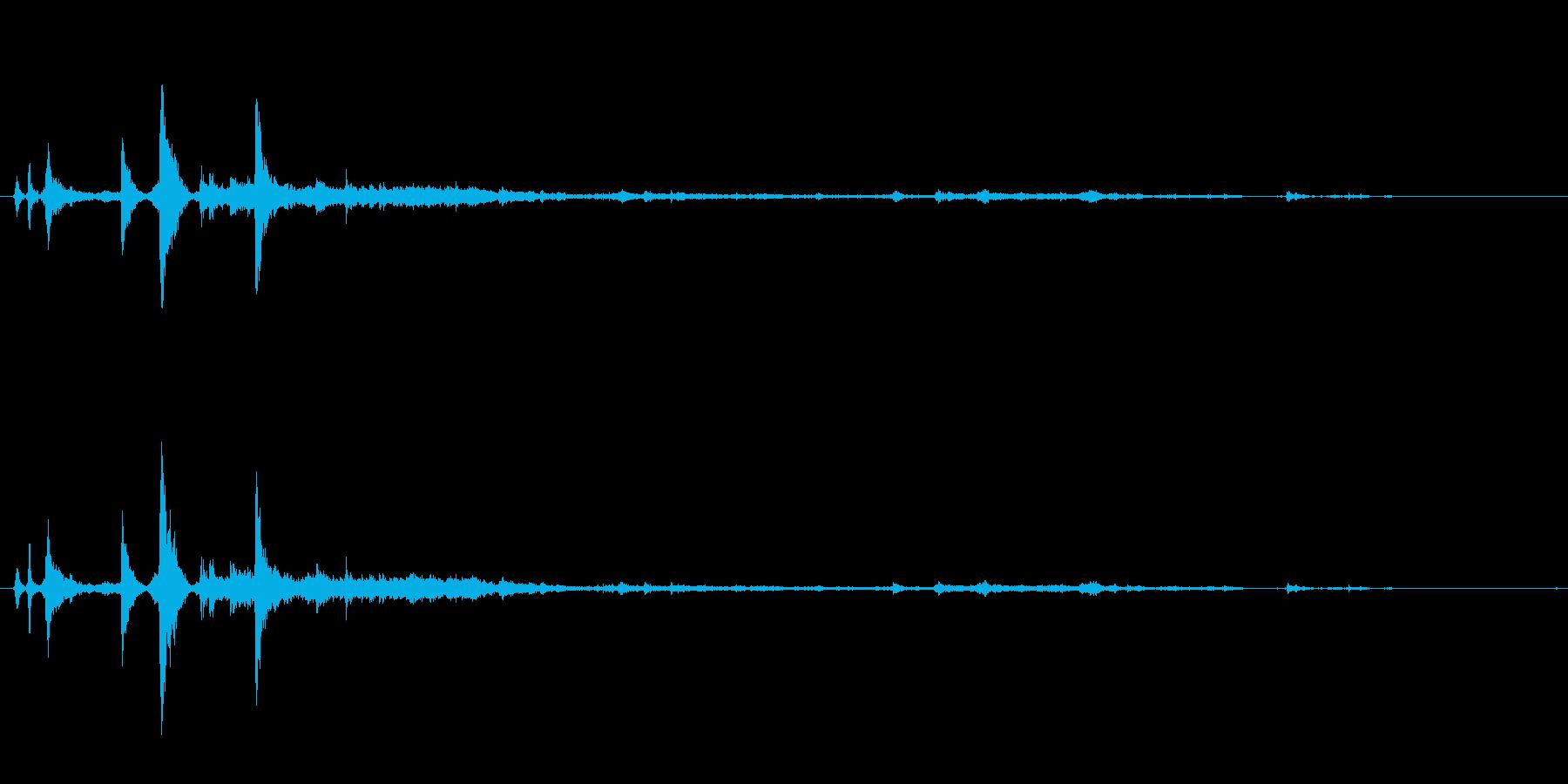 キッチン シンクウォーターポットア...の再生済みの波形