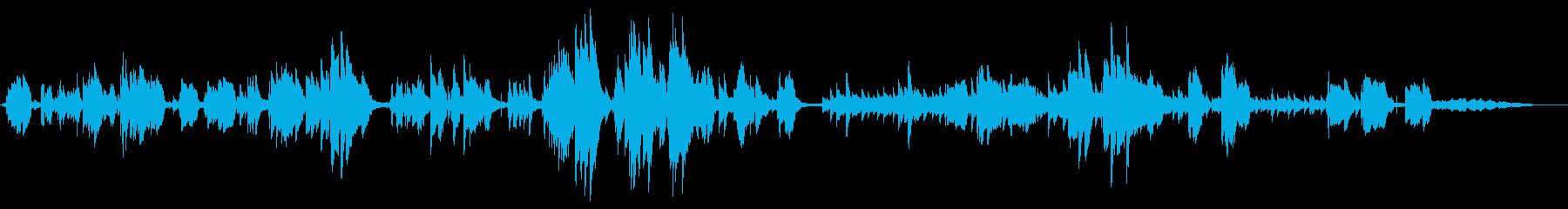 ポップ/ロック、女性ボーカル。柔ら...の再生済みの波形