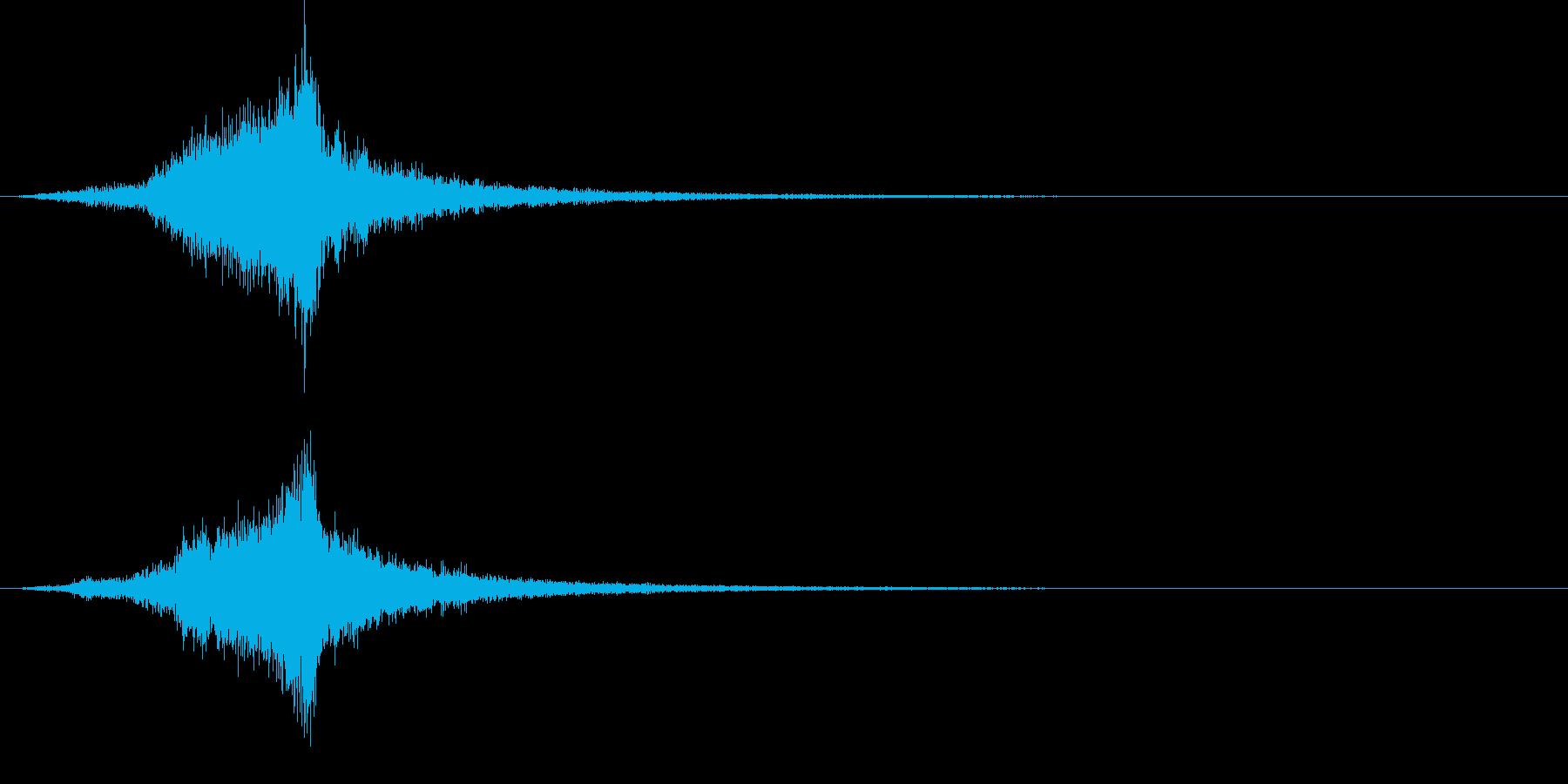 【Sci-Fi】Whoosh_39の再生済みの波形
