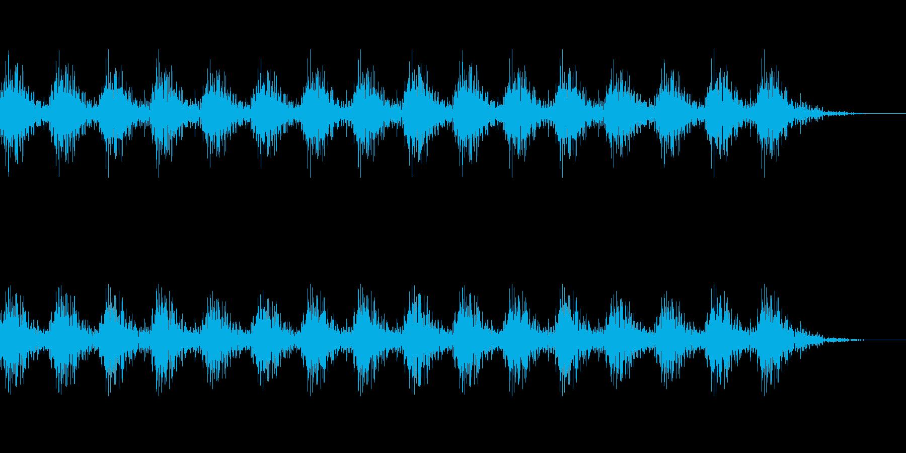 どんどん(巨人、速歩き)A03の再生済みの波形