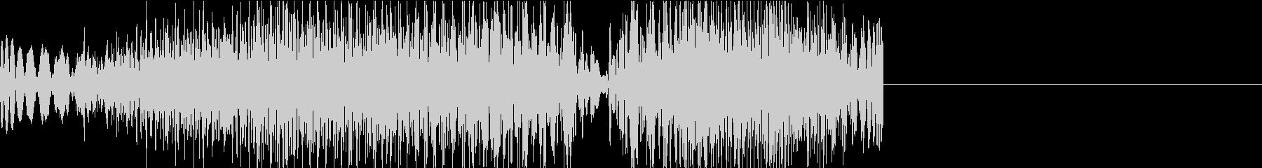 DJプレイ スクラッチ・ノイズ 312の未再生の波形