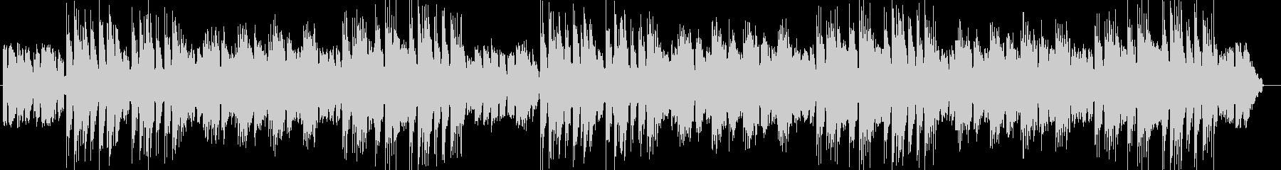 切ないムーディーギターサウンドの未再生の波形