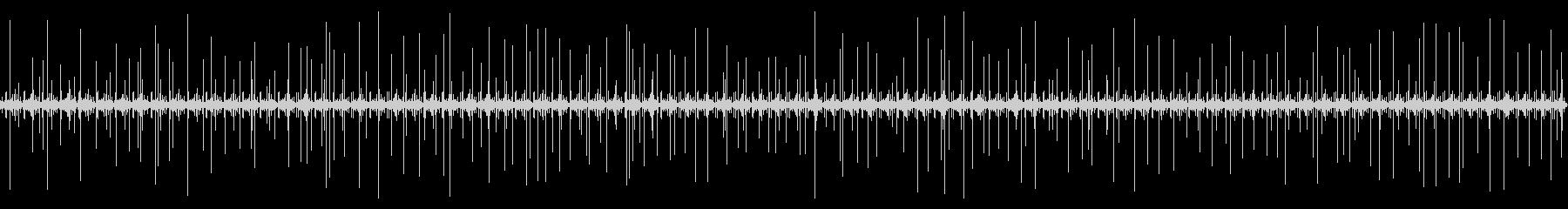[生録音]レコード再生ノイズ02(5分)の未再生の波形