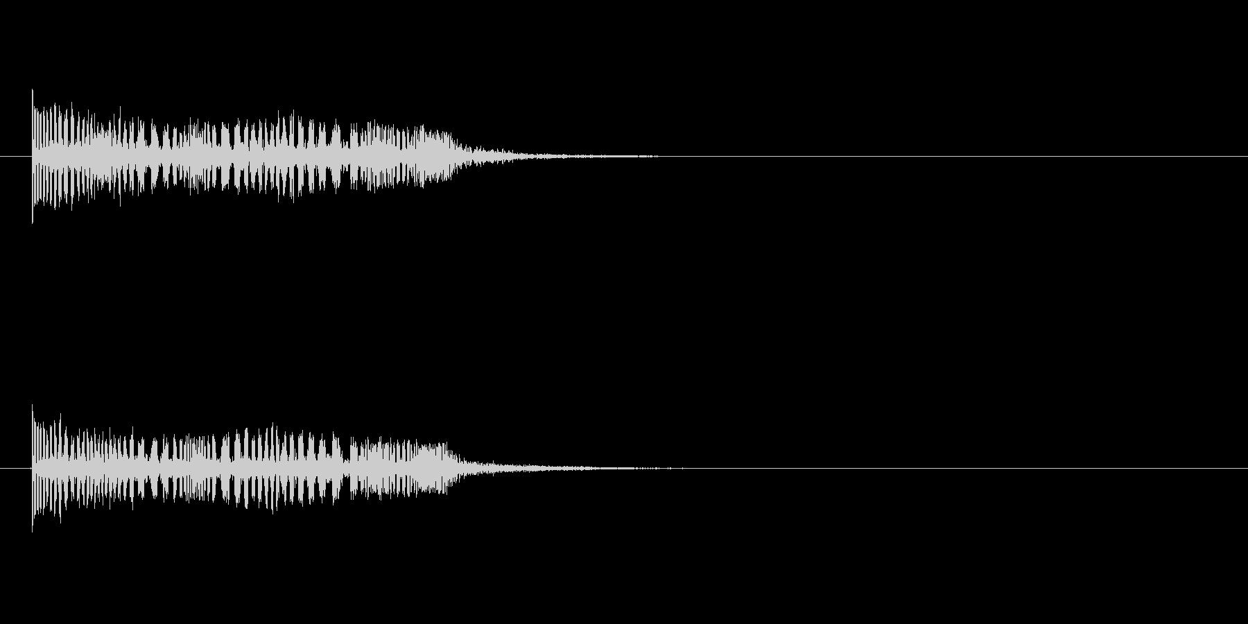 ロボット系、機械系SFXの未再生の波形