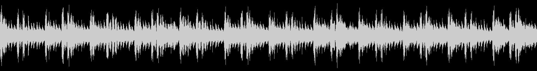 シンセサイザーと8ビットサウンドを...の未再生の波形