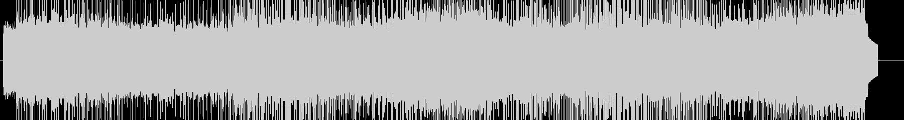 「HARD/HEAVY」BGM33の未再生の波形